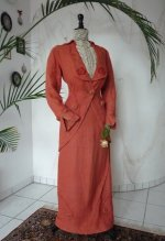 2 antique dress