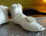 17 antique wedding boots 1845