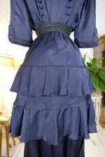 20 antique hobble skirt Dress 1913