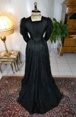 18 antique afternoon dress 1907
