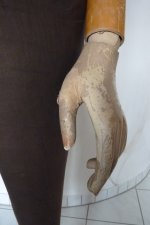 18 antique male mannequin