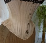 10a antique corset 1890