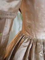 34b antique dress 1840
