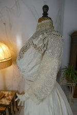 14 antique gown 1904