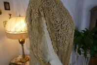 33 antique Drecoll Negligee 1912