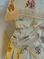 6 antique romantic period dress 1839