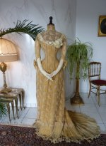 46 robe ancienne 1910