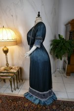 17 antique society dress Kayser 1908