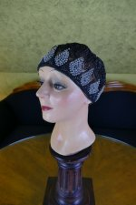 7 antique gage brothers cloche 1920s