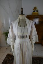 3 antique Mary Cummings dress 1908