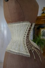 13 antique PD Marcel corset 1900