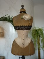 3 antique corset 1890