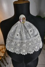 1 antique jabot 1910