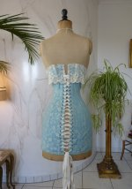 30a antique corset 1908