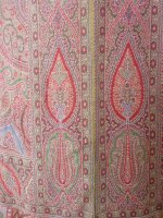 7 antique Paisley shawl 1860