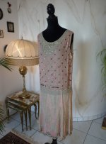 24 antique flapper dress 1926