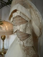 30 antique gown