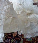 18 antique underskirt 1880