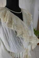 1 antique nightgown 1897