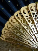 3 antique fan 1915