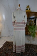 22 antique PLYM Walking dress 1912