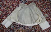 37 antique jackes doucet blouse 1910
