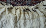 23 antique ermine cape