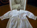 9 antique christening gown