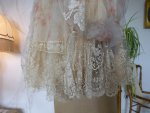10 antique bed jacket