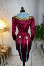 15 antique dress bodice 1896