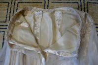 35 antique ball gown 1900
