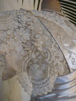 6 antique wedding dress