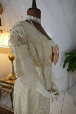 26 antique dress Havet Agnes 1912