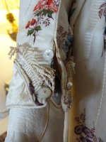 39 antique romantic period dress 1839