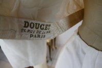 35 antique jackes doucet blouse 1910