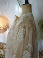 1 3antique bed jacket