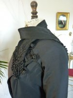 19 antique Worth jacket 1908