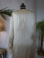 27 antique bridal gown 1920