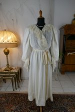 2 antique nightgown 1897
