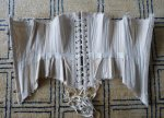 30a antique wedding corset 1880