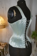 12 antique Schilling Corset 1894