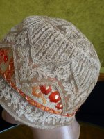 7 antique cloche hat 1927