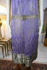 3 antique BABANI evening dress 1925