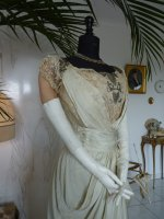 10 antique evening dress