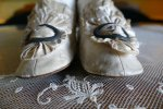 5 antique wedding boots 1855