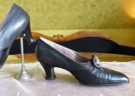 17 antique shoes Hellstern 1905