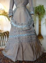 5 antique dress 1877
