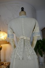19 antique summer dress 1906
