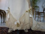11 antique wedding Gown 1895
