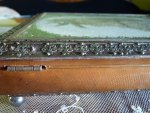 15 antique presentation casket 1880